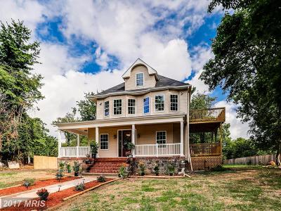 Baltimore Single Family Home For Sale: 2420 Rogers Avenue