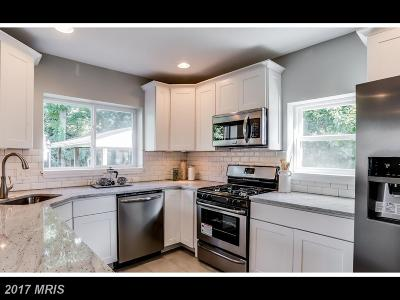 Hamden, Hamilton, Hamilton Area, Hamilton-Lauraville, Hamilton/Parkville, Hamilton/Rosemont East, Hamiltowne Single Family Home For Sale: 4915 Herring Run Drive