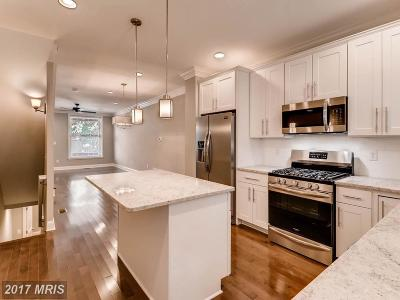 Baltimore Townhouse For Sale: 608 Fagley Street