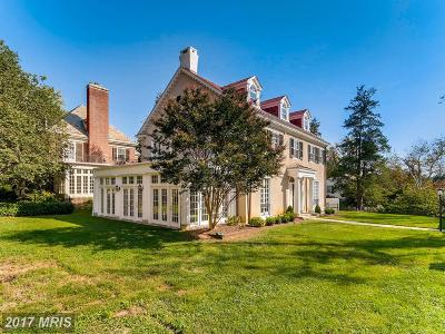 Guilford, Guilford/Jhu Single Family Home For Sale: 3901 Charles Street