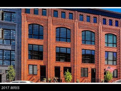 Baltimore City Rental For Rent: 919 Eaton Street S