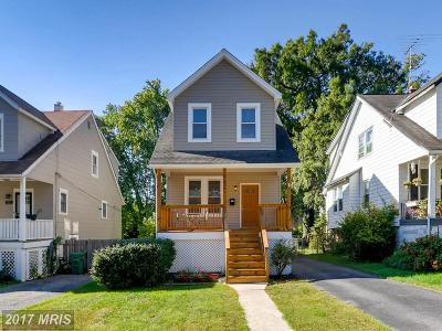 Hamden, Hamilton, Hamilton Area, Hamilton-Lauraville, Hamilton/Parkville, Hamilton/Rosemont East, Hamiltowne Single Family Home For Sale: 2827 Fleetwood Avenue