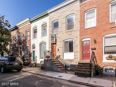 Baltimore Condo For Sale: 1456 Stevenson Street
