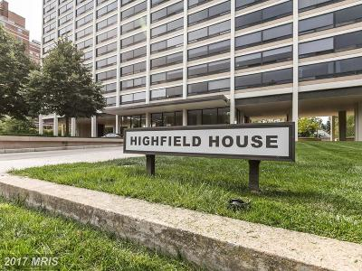 Guilford, Guilford/Jhu Condo For Sale: 4000 Charles Street N #910