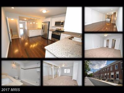 Federal Hill Townhouse For Sale: 1728 Webster Street