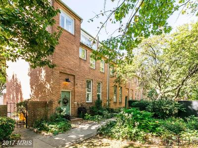 Baltimore Townhouse For Sale: 618 Pubped Way