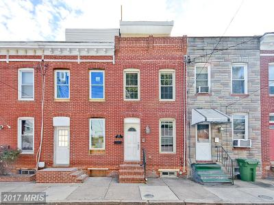 Baltimore City Condo For Sale: 1419 Olive Street