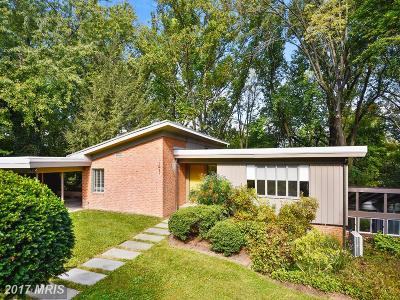 Baltimore Single Family Home For Sale: 1021 Winding Way