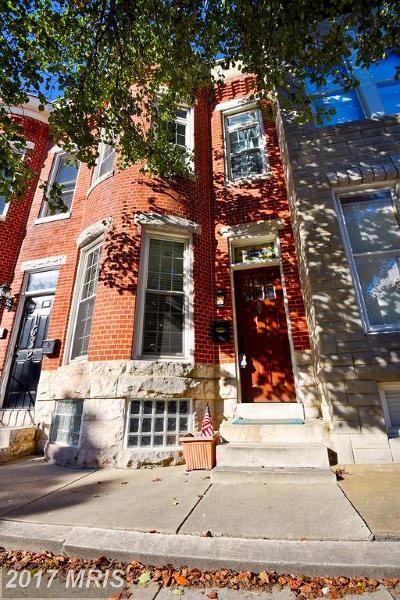 Baltimore Condo For Sale: 1630 Belt Street