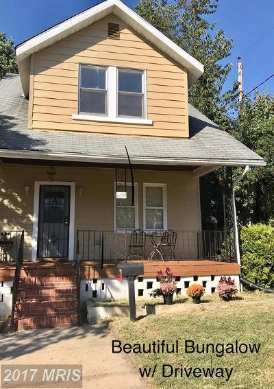 Baltimore Single Family Home For Sale: 2832 Beechland Avenue