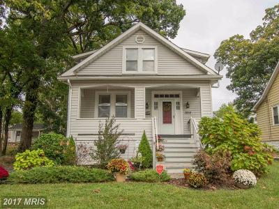 Baltimore Single Family Home For Sale: 3202 Orlando Avenue