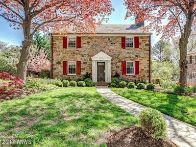 Baltimore Single Family Home For Sale: 3919 Juniper Road