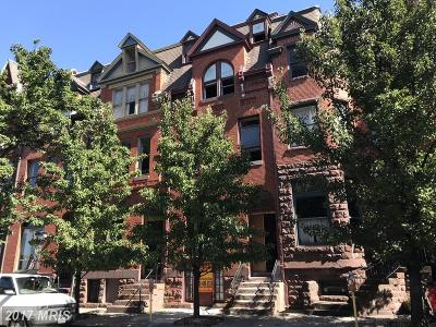 Baltimore City Multi Family Home For Sale: 1927 Saint Paul Street