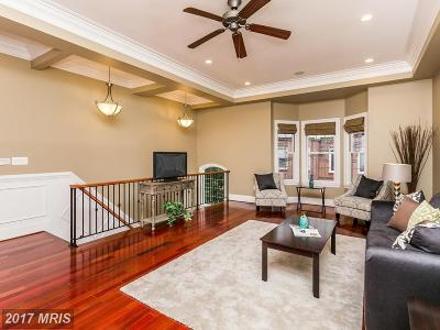 Baltimore Townhouse For Sale: 703 Port Street