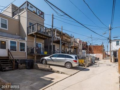 Baltimore Townhouse For Sale: 3202 Lombard Street
