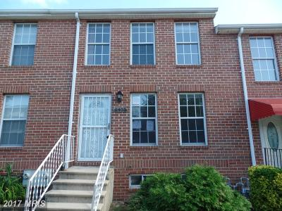Baltimore MD Single Family Home Sale Pending: $47,000
