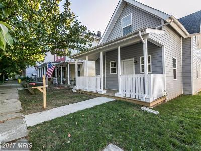 Baltimore Single Family Home For Sale: 3570 Poole Street