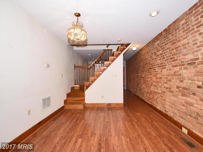 Baltimore MD Townhouse For Sale: $229,000