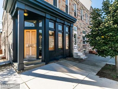 Baltimore Condo For Sale: 3221 Fait Avenue