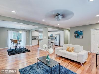 Baltimore Single Family Home For Sale: 401 Chapel Gate Lane