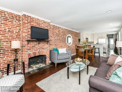 Baltimore Condo For Sale: 811 Curley Street