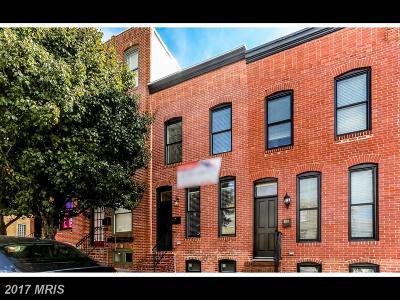 Baltimore Condo For Sale: 3219 Fleet Street