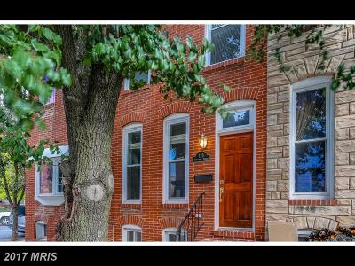 Baltimore City Condo For Sale: 126 Burnett Street