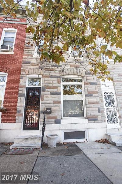 Baltimore Condo For Sale: 735 Conkling Street