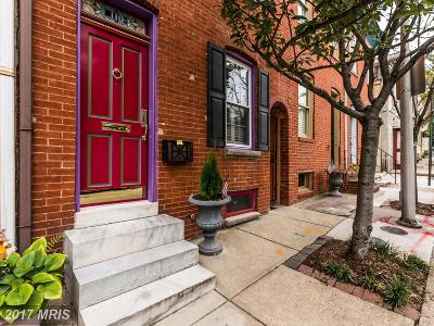 Baltimore Condo For Sale: 110 Castle Street S