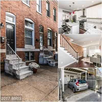 Baltimore Condo For Sale: 641 Belnord Avenue S