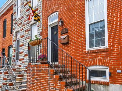 Baltimore City Condo For Sale: 136 Clement Street