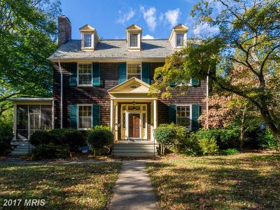 Baltimore Single Family Home For Sale: 14 Midvale Road