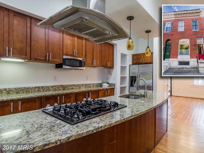 Baltimore City Condo For Sale: 2933 Baltimore Street E