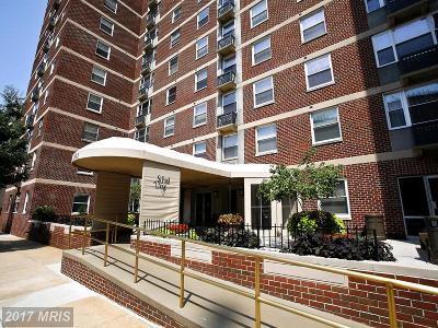 Mount Vernon Condo For Sale: 1101 Saint Paul Street #410