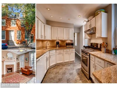 Baltimore City Condo For Sale: 646 Washington Boulevard