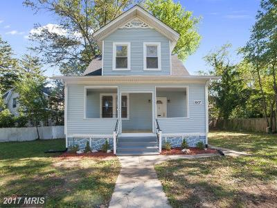 Baltimore Single Family Home For Sale: 5507 Craig Avenue
