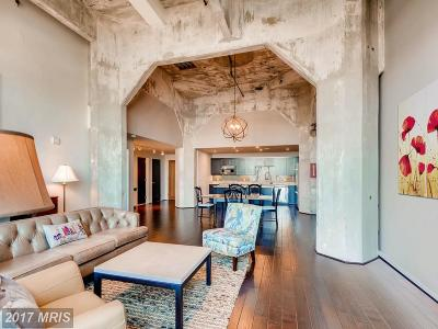 Locus Point, Locust Point, Locust Point/Silo Point Condo For Sale: 1200 Steuart Street #1414