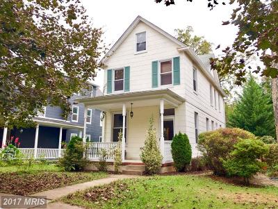 Baltimore Single Family Home For Sale: 4525 Keswick Road