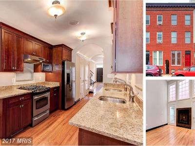 Baltimore Condo For Sale: 427 Eden Street