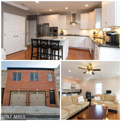 Baltimore Townhouse For Sale: 903 Decker Avenue