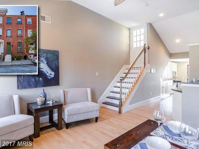 Baltimore Condo For Sale: 122 Washington Street S