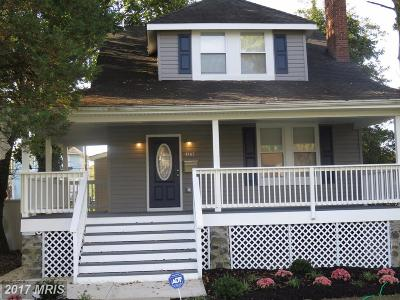 Baltimore Single Family Home For Sale: 4407 Kathland Avenue