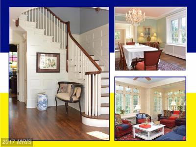 Guilford, Guilford/Jhu Single Family Home For Sale: 4207 Greenway