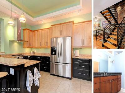 Federal Hill, Federal Hill - Riverside, Federal Hill South Condo For Sale: 605 Clement Street E