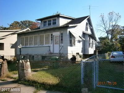 Baltimore Single Family Home For Sale: 3023 Rosalind Avenue