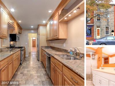 Fells Poi Nt, Fells Point, Fells Point/Hopkins, Fells Pt./Hopkins Condo For Sale: 303 Ann Street