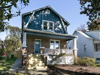 Hamden, Hamilton, Hamilton Area, Hamilton-Lauraville, Hamilton/Parkville, Hamilton/Rosemont East, Hamiltowne Single Family Home For Sale: 2708 Beechland Avenue