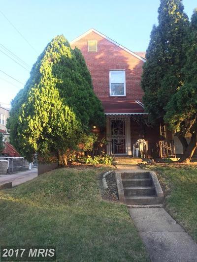 Baltimore Condo For Sale: 3807 Rogers Avenue