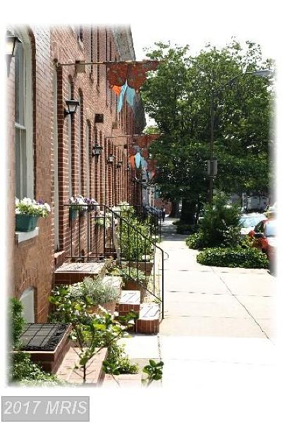 Baltimore Multi Family Home For Sale: 2000 McElderry Street