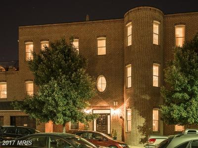 Baltimore Townhouse For Sale: 3000 Hudson Street